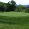 A view of a hole from Hill Nine at Silver Creek Country Club