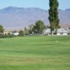 A view of hole #16 at Valle Vista Country Club