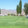 A view of hole #11 at Valle Vista Country Club