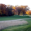 View of the 13th green at Whispering Springs Golf Club