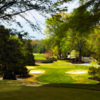A view of hole #17 at Irving Park Course from Greensboro Country Club
