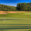 View from no. 5 at Cedar Chase Golf Club