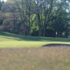 A view of a hole at Muskegon Country Club