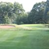 A view of green #10 at Triggs Memorial Golf Course