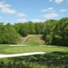 View of the 2nd green at Pohick Bay Golf Course