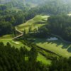 Aerial view from Granada Golf Course