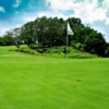 A view of a green at Player Course from The Orchard Golf & Country Club