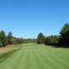 A view from tee #10 at TPC Boston