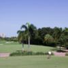 A view of the practice area at Bonita Bay Club