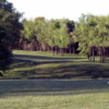 A view from the 1st tee at Mill Race Golf Course