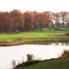 A fall view of a fairway at Westlake Golf and Country Club