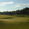 A view of the 11th green at River Bend Links