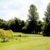 A shot of the 17th hole at Norton Bridge Golf Club