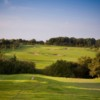 Stunning view of the 10th hole at Dore and Totley Golf Club