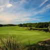 A view of the 8th green at Tom Fazio Links Course from Hammock Dunes