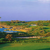 A view from Sandals Emerald Bay Golf Course
