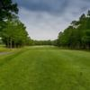 A view from a the blue tee box at Blue Heron Pines Golf Club