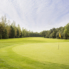 The stunning Bulbury Woods parkland course