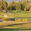 A sunny day view from Lloydminster Golf and Country Club