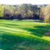 A view of fairway #8 at Treyburn Country Club