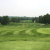 A view from the 2nd tee at Bear Trace from Cumberland Mountain State Park
