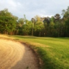 A view of a hole at Bear Course from Castlewoods Country Club