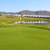 A view of a hole at El Valle Golf Resort
