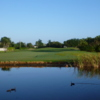 View of the 2nd hole at Southwinds Golf Course