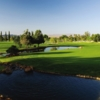Looking back from the 8th hole at Boulder City Municipal Golf Course