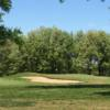A view of a green at Shawnee Hills Country Club