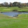 A view of a tee at Lake Calhoun Country Club