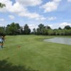 A view from a tee at Timber Ridge Golf Course