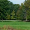 A view of a hole at Cool Lake Golf Course