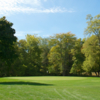 A view of a green at Cool Lake Golf Course