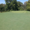 A view of green #1 at Princeton Country Club
