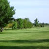 A view of a fairway at Rolling Acres Golf Course