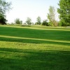 A view of a hole at Rolling Acres Golf Course