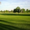 A sunny day view from Rolling Acres Golf Course