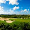 View of the 2nd green from The Nicklaus Par Three Experience at Vidanta Riviera Maya
