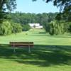A view from tee #9 at Elkader Golf & Country Club