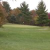 A view of a hole at Kalona Golf Club