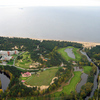 Aerial view of the Dunes Golf & Country Club