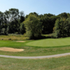 View from #13 on the Original Course at Turf Valley Resort