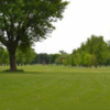 A view of a green at Onawa Country Club