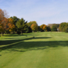 A fall day view from Davenport Country Club