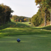 A view from a tee at Davenport Country Club