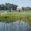 A view of the 10th hole from Championship at Cottonwood Hills Golf Club