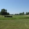 A view of fairway #5 at Osage City Country Club