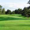 A view of the 7th hole which demands straight shots through the fairway at Indian Hills Country Club