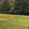 A view of a green at Harlan Country Club
